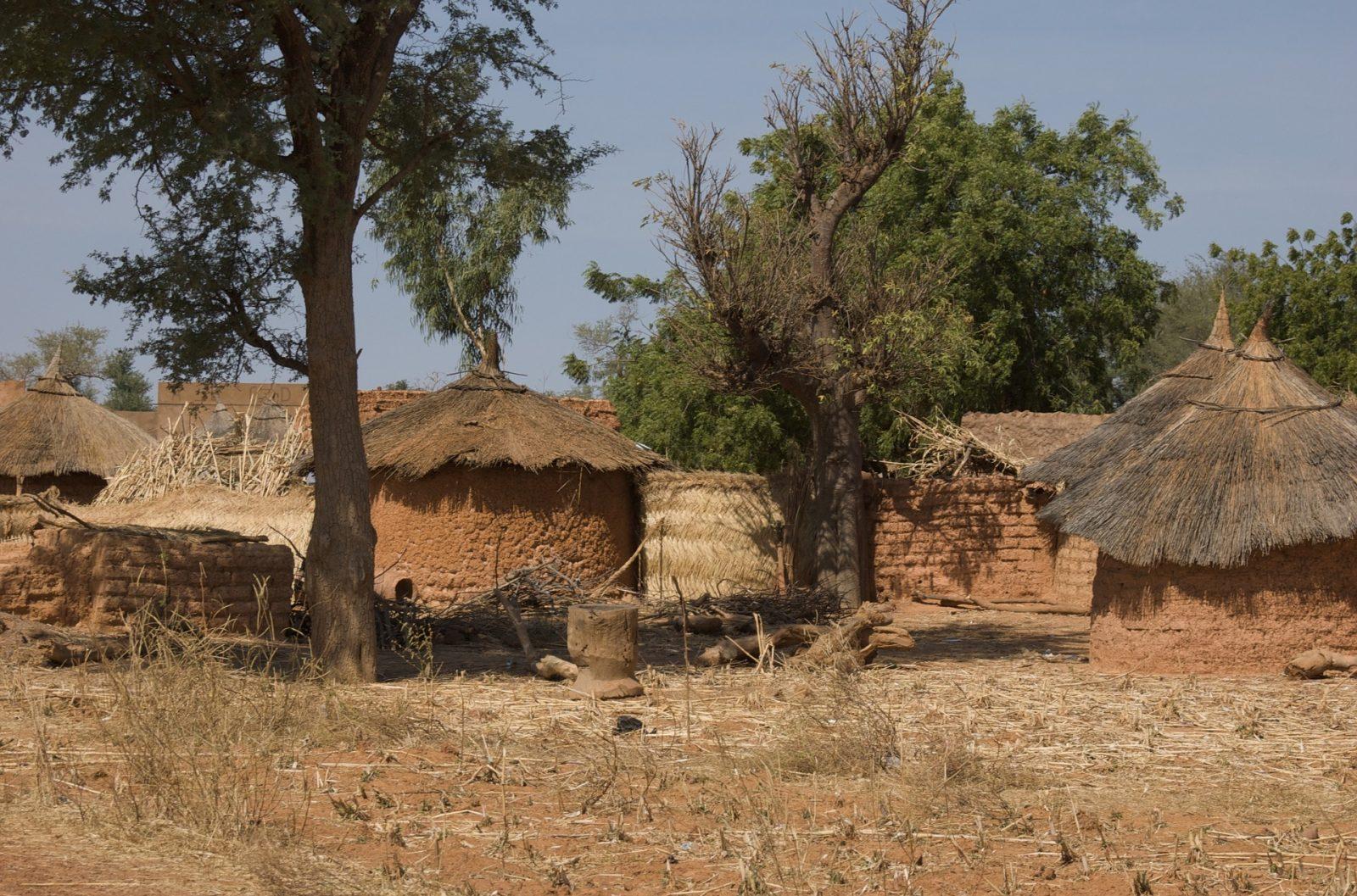 Burkina Faso Rural (Pixabay)